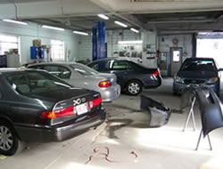 Auto Body Shop in Long Beach